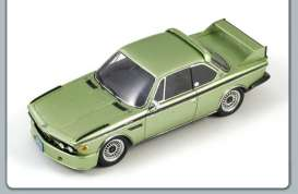 BMW  - 1973 green - 1:43 - Spark - S1577 - spaS1577 | The Diecast Company