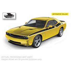 Dodge  - 2010 yellow - 1:24 - AMT - s696 - amts696 | The Diecast Company