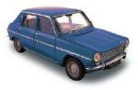 Simca  - 1973 blue metallic - 1:43 - Norev - 570609 - nor570609 | The Diecast Company
