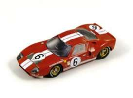 Ford  - 1965 red - 1:43 - Bizarre - BZ277 | The Diecast Company