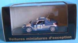 Peugeot  - blue/silver - 1:43 - Norev - 472634 - nor472634 | The Diecast Company