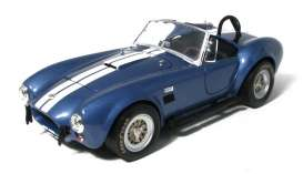 Shelby  - 1966 blue/white - 1:18 - GreenLight - 12834 - gl12834 | The Diecast Company