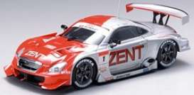 Lexus  - 2006 red/silver - 1:43 - Ebbro - ebb43806 | The Diecast Company