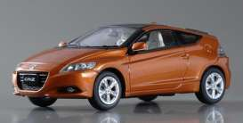 Honda  - 2010 orange - 1:43 - Ebbro - ebb44393 | The Diecast Company