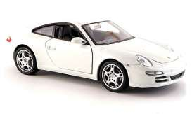 Porsche  - pearl - 1:24 - Welly - 22477pl - welly22477pl | The Diecast Company