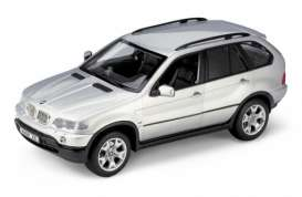 BMW  - 2006 silver - 1:18 - Welly - 19842s - welly19842s | The Diecast Company