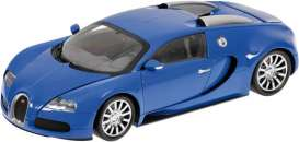 Bugatti  - 2010 2-tone blue - 1:18 - Minichamps - 100110821 - mc100110821 | The Diecast Company