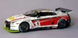 Nissan  - 2010 red/white - 1:43 - Ebbro - ebb44356 | The Diecast Company