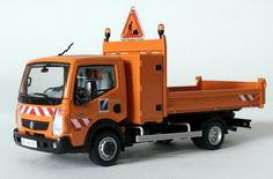 Renault  - orange - 1:43 - Eligor - eli114181 | The Diecast Company