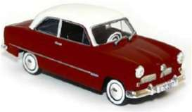 Ford  - 1954 red - 1:43 - Norev - 270533 - nor270533 | The Diecast Company