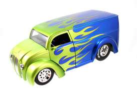 Div Cruiser  - blue/green - 1:24 - Jada Toys - 54015w7-2 - jada54015w7-2 | The Diecast Company