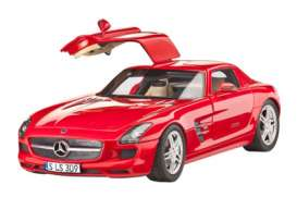 Mercedes Benz  - 2010  - 1:24 - Revell - Germany - 07100 - revell07100 | The Diecast Company