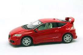 Honda  - 2010 red - 1:43 - Ebbro - ebb44401 | The Diecast Company