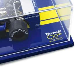 Tyrrell  - 1976 blue/yellow - 1:18 - Kyosho - 111811C - KYO111811C | The Diecast Company