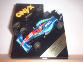 Jordan  - blue/green/red - 1:43 - Onyx - onyx196 | The Diecast Company