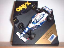 Williams  - blue/white - 1:43 - Onyx - onyx232 | The Diecast Company