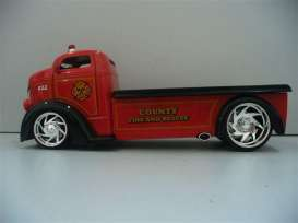 Ford  - 1947 red - 1:24 - Jada Toys - 96284Fire - jada96284Fire | The Diecast Company