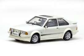 Ford  - Escort RS Turbo white - 1:18 - SunStar - sun4961R | The Diecast Company
