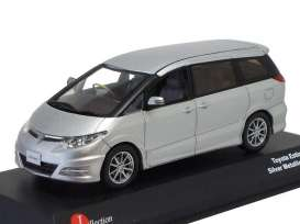 Toyota  - 2006 silver metallic - 1:43 - J Collection - jc45001SM | The Diecast Company
