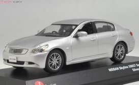 Nissan  - 2006 silver metallic - 1:43 - J Collection - jc43004SM | The Diecast Company