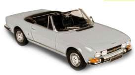 Peugeot  - 1971 grey - 1:18 - Norev - 184777 - nor184777 | The Diecast Company