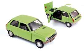 Renault  - 1972 green - 1:18 - Norev - 185155 - nor185155 | The Diecast Company