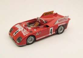 Alfa Romeo  - 1974 red - 1:43 - M4 Collection - m4007156 | The Diecast Company