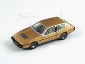 Lotus  - 1974 gold - 1:43 - Spark - s1249 - spas1249 | The Diecast Company