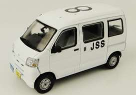 Daihatsu  - Hijet Hybrid 2009 white - 1:43 - J Collection - jc226 | The Diecast Company