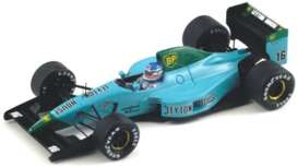Leyton House  - 1990  - 1:43 - Spark - s1657 - spas1657 | The Diecast Company