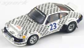 Porsche  - 1983 white - 1:43 - Spark - s2090 - spas2090 | The Diecast Company