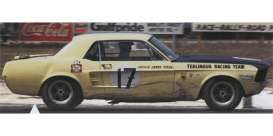 Ford  - 1967 yellow - 1:43 - Spark - s2631 - spas2631 | The Diecast Company