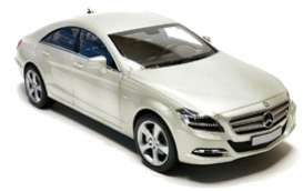 Mercedes Benz  - 2010 white - 1:18 - Norev - 183555 - nor183555 | The Diecast Company