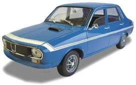 Renault  - 1971 blue - 1:18 - Norev - 185210 - nor185210 | The Diecast Company
