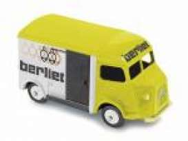 Citroen  - 1965 yellow - 1:43 - Norev - norC80130 | The Diecast Company