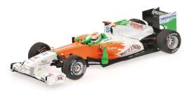 Force India Mercedes Benz - 2011 orange/white/green - 1:43 - Minichamps - 410110014 - mc410110014 | The Diecast Company