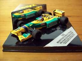 Benetton  - 1993 yellow/green - 1:43 - Onyx - onyx162 | The Diecast Company