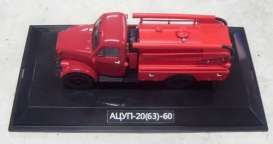 Zis  - red - 1:43 - Spark - dp106302 - spadp106302 | The Diecast Company