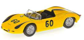 Porsche  - 1963 yellow - 1:43 - Minichamps - 430636560 - mc430636560 | The Diecast Company