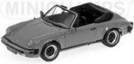 Porsche  - 1983 grey metallic - 1:18 - Minichamps - 100063034 - mc100063034 | The Diecast Company