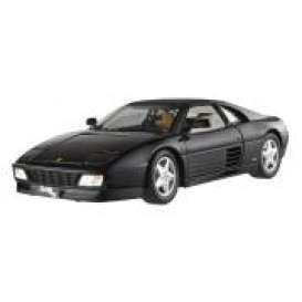 Ferrari  - 1989 black - 1:18 - Hotwheels Elite - mvx5481 - hwmvx5481 | The Diecast Company