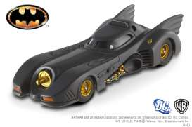 Batman  - 1989 black - 1:43 - Hotwheels Elite - mvx5494 - hwmvx5494 | The Diecast Company