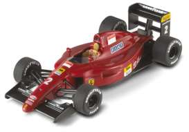Ferrari  - 1990 red - 1:43 - Hotwheels Elite - mvX5519 - hwmvX5519 | The Diecast Company