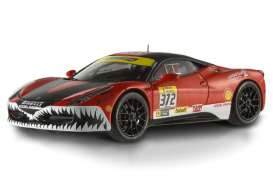 Ferrari  - 2011 red/black - 1:43 - Hotwheels Elite - mvx5506 - hwmvx5506 | The Diecast Company