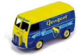 Peugeot  - yellow/blue - Norev - C80010 - norC80010 | The Diecast Company