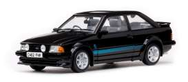 Ford  - Escort RS Turbo 1984 black - 1:18 - SunStar - 4964R - sun4964R | The Diecast Company