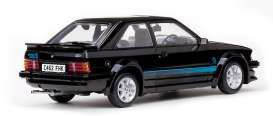 Ford  - Escort RS Turbo 1984 black - 1:18 - SunStar - 4962R - sun4962R | The Diecast Company
