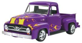 Ford  - Pick-up Street Rod 1955  - 1:24 - Monogram - 0880 - mono0880 | The Diecast Company