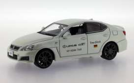 Lexus  - 2010 white - 1:43 - J Collection - jc095 | The Diecast Company