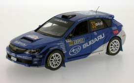 Subaru  - 2009 blue - 1:43 - J Collection - jc195 | The Diecast Company